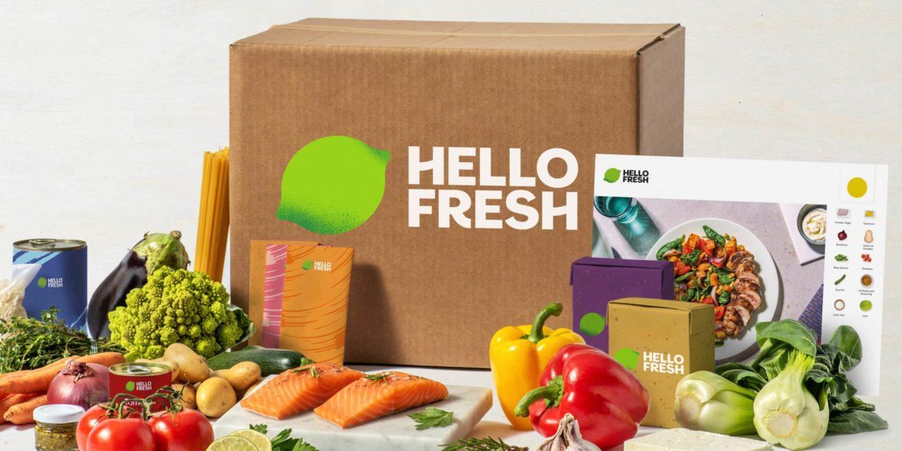 Gewinnspiel: Wollt ihr eine HelloFresh Box gewinnen?
