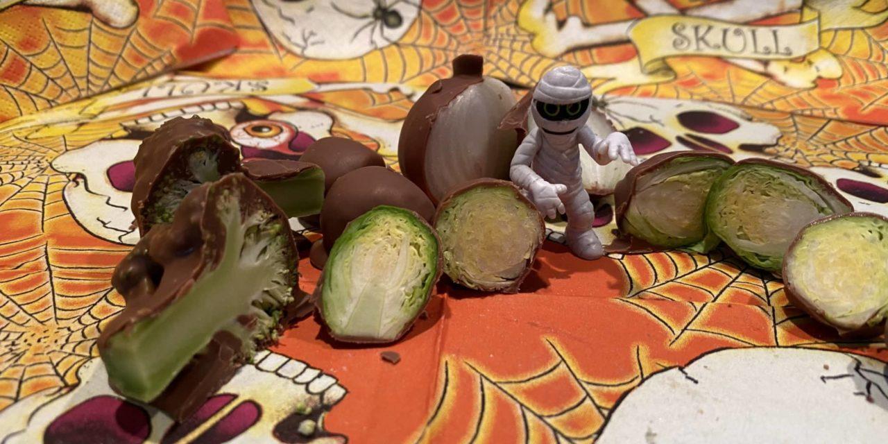 Halloween Fun Food: 4 Rezepte Grossartig und Kinderleicht