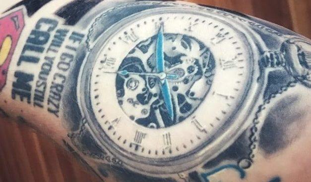 Papa-Tattoo: Einzigartig und lebenslang