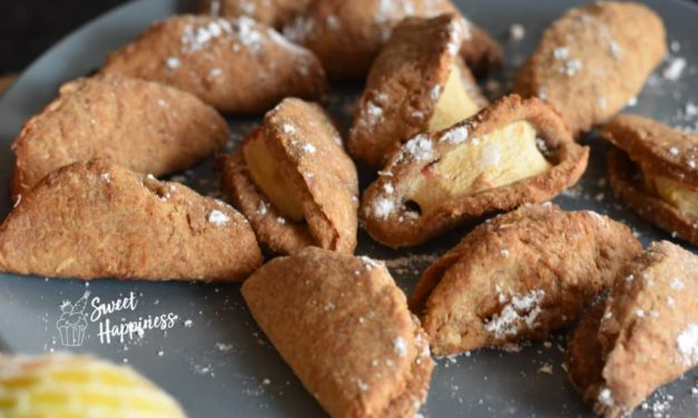 Apfel Bussi Kekse: Rezept von Sweet Happiness