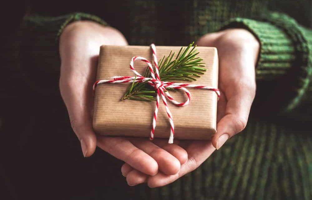 Was schenkt ihr der Kindergärtnerin zu Weihnachten?