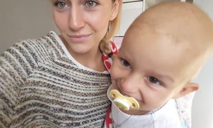Krebs bei Kindern: Meine Tochter hatte Krebs