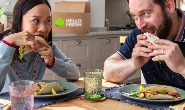 Grossartig: Ein ausgewogenes Essen für die ganze Familie