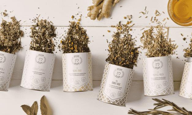15 % Rabatt auf Bio Kräuter Tee für Frauen und Mütter