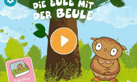 Die kleine Eule App, ein absolutes Highlight für Kids, kreativ, fantasievoll und lustig