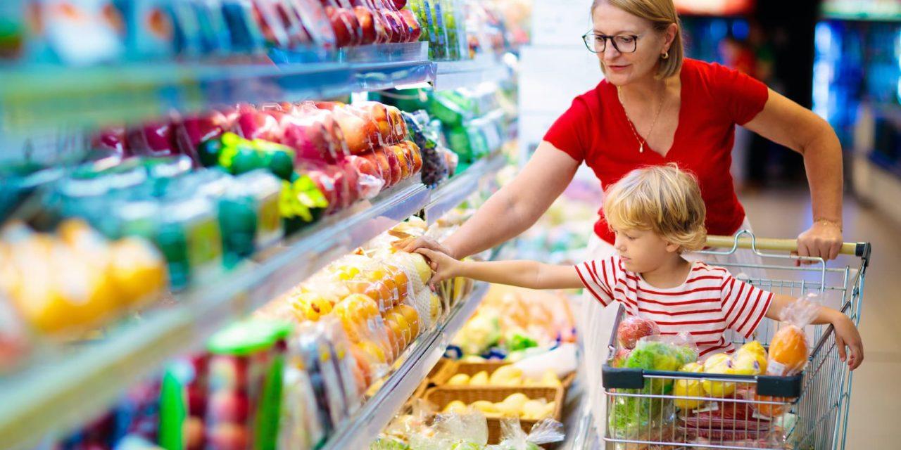 13 Tipps damit der Einkauf mit Kind nicht zum Albtraum wird