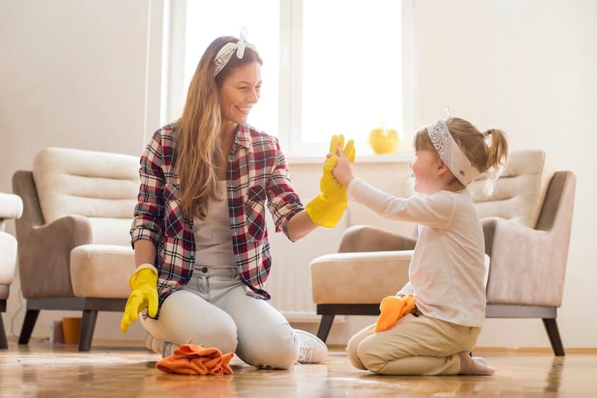 7 Tipps für euren Hausputz im Frühjahr