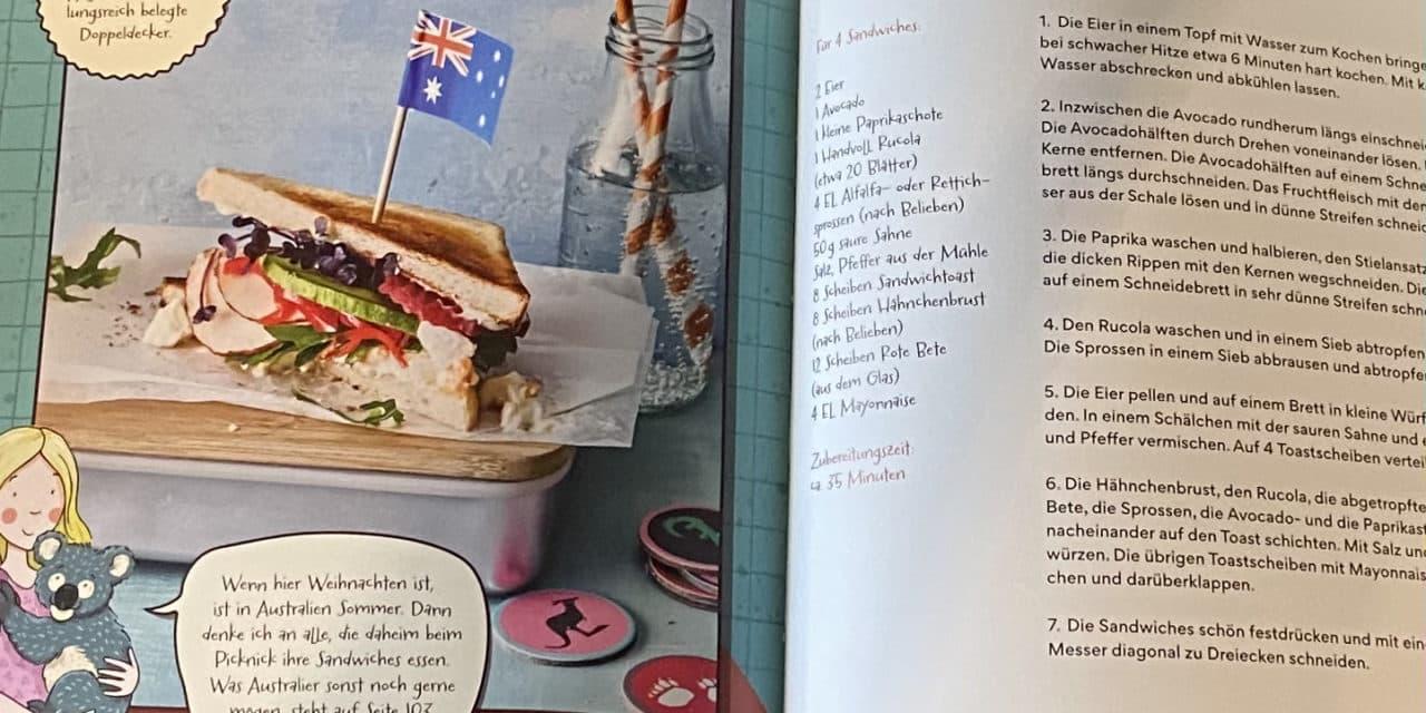 Das Kochbuch, der magischen Schule der Tiere: Neuerscheinung und Gewinnspiel