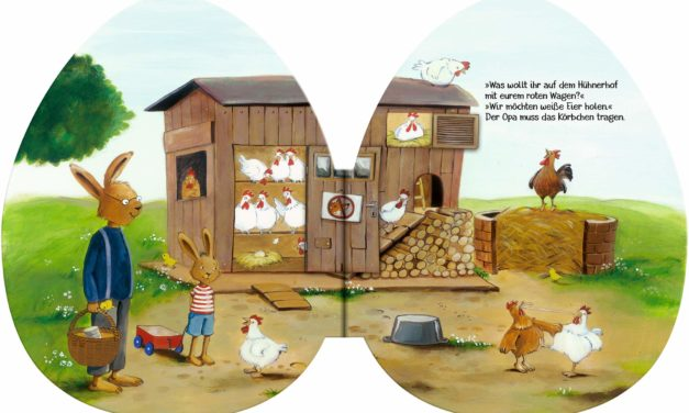 Gewinnspiel zu Ostern: die besten Osterbücher für eure Kids