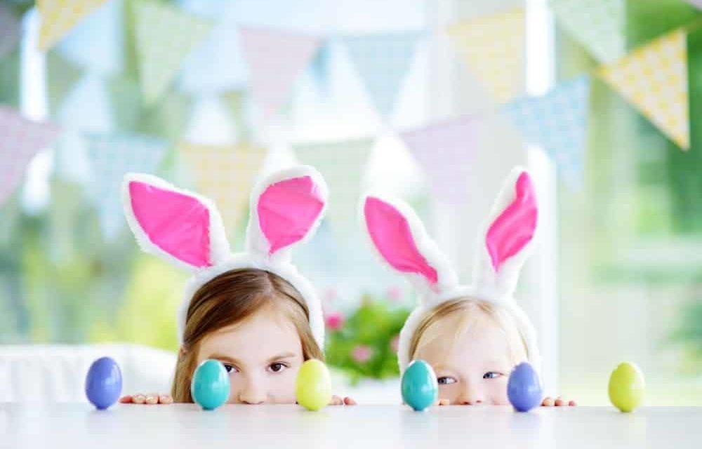6 Tipps für grossartige Osterspiele für eure Kids