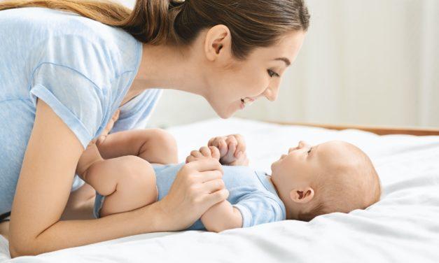 Die beste Sprachentwicklung beim Baby
