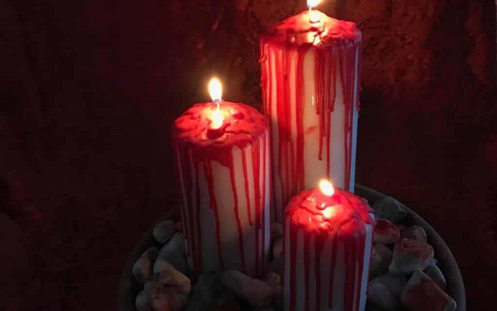 Luca bastelt: Halloween Teil 2