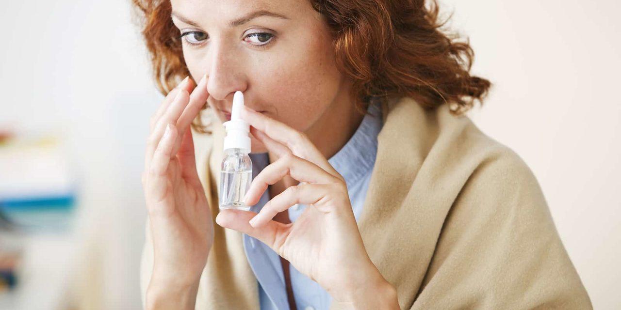 Hilfe, ich bin ein Nasenspray-Junkie!