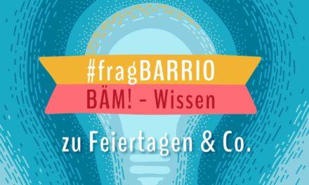 #fragBARRIO: Ostern