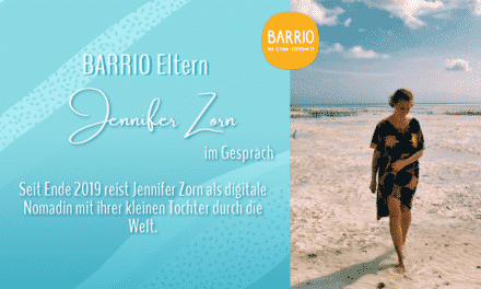 Barrio Eltern: Jennifer Zorn im Gespräch