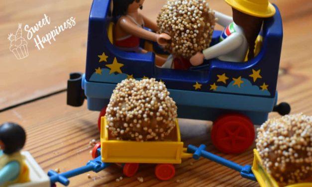 SweetHappiness: Vegane Nuss-Kugeln in 5 Minuten selbst gemacht