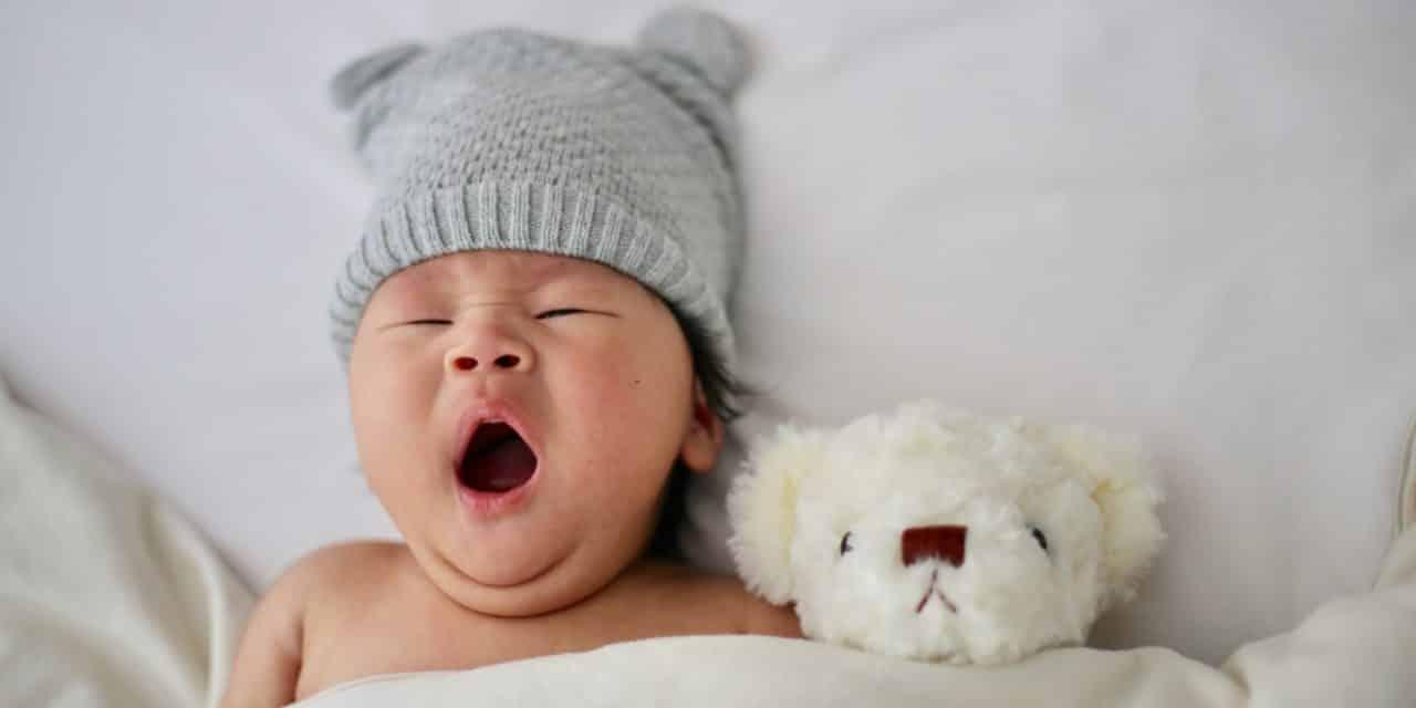 GUTER SCHLAF BEI BABYS: 7 hilfreiche Tipps