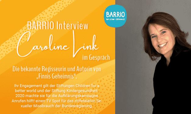 Interview mit der bekannten Regisseurin und Autorin Caroline Link
