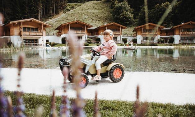 Neu im Feuerstein Nature Family Resort: Die Baby Weeks für Schwangere und Neu-Mamas