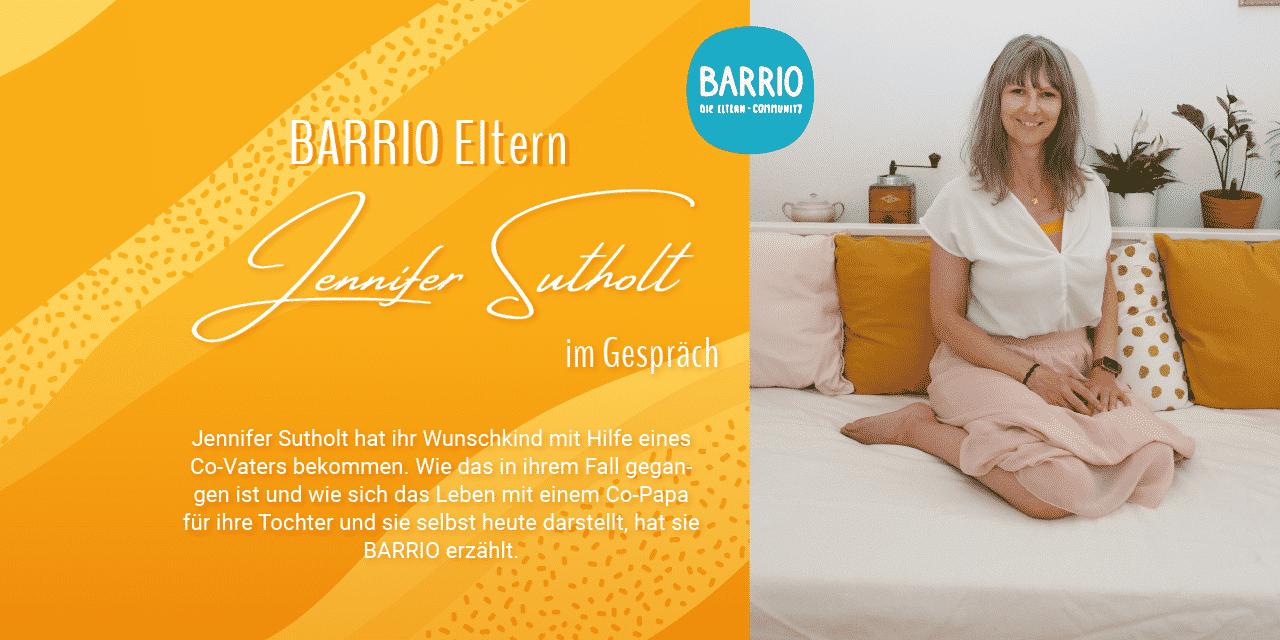 BARRIO Eltern: Co-Mama Jennifer Sutholt im Gespräch