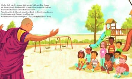 Neuerscheinung: Lass die Liebe Wachsen – erzählt vom Dalai Lama