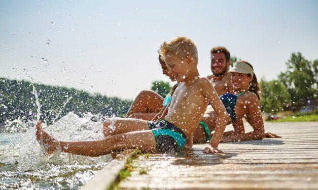 33 Tipps für einen unvergeßlichen Sommer mit Kids
