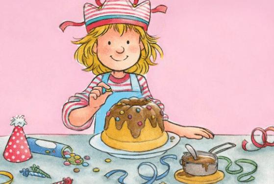 """Gewinnspiel: 3x Connies Partybuch """"Conni feiert Geburtstag"""""""