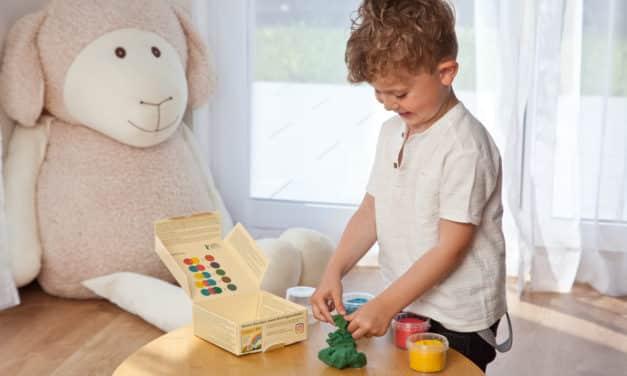 Gewinnspiel: 3 x Bio-Soft-Knete und Bio-Fingermalfarbe von GRÜNSPECHT