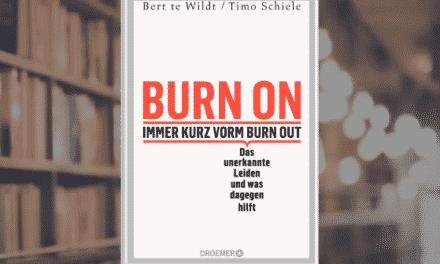 Neuerscheinung: Burn-on