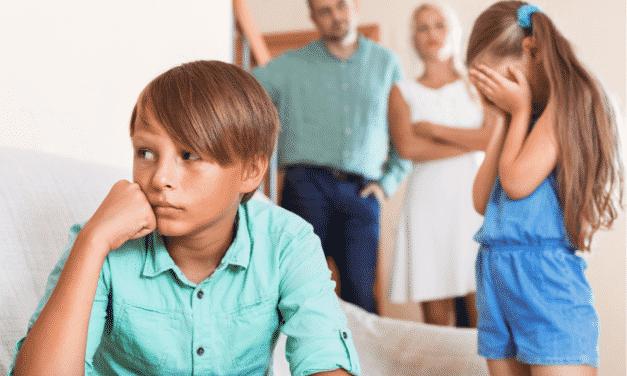 Kinderstreitigkeiten moderieren: Ja oder nein?
