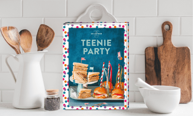 Kochbuch Teenie Party: Neuerscheinung und Gewinnspiel
