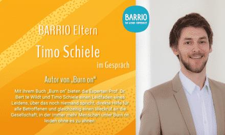 BARRIO im Gespräch mit Burn On Autor und Experte Timo Schiele: Teil 2