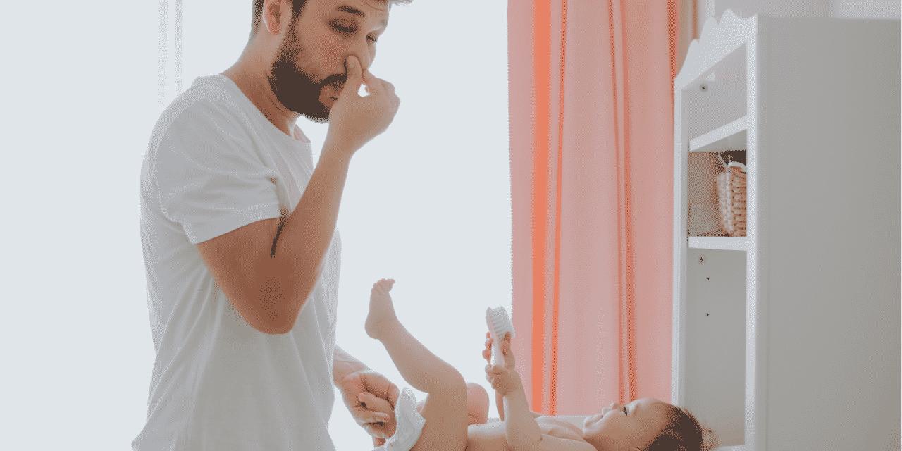 Der Windeleimer stinkt? 8 großartige  Tipps für einen besseren Geruch