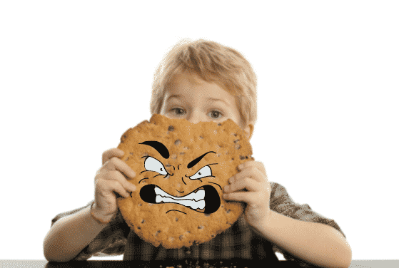 Anti-Aggressions-Cookies von Sweethappiness
