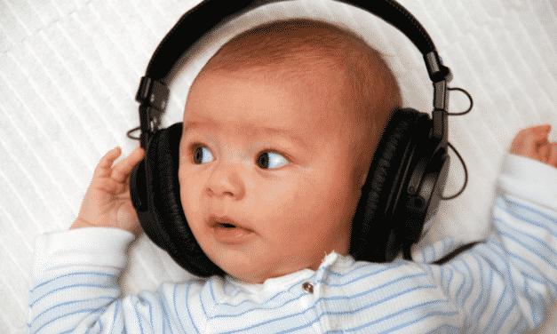 Vorsicht Lärmbelastung – Schutz für Babys Gehör
