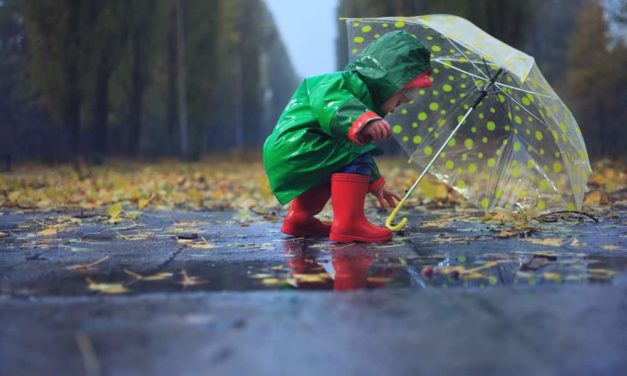 Geniesst die gemütliche  Herbststimmung mit Kindern!