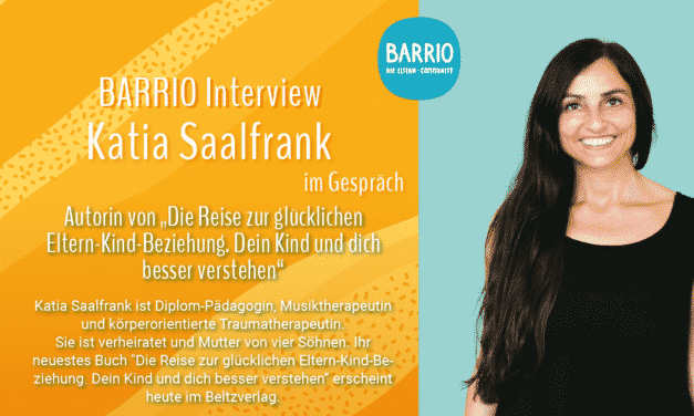 Katia Saalfrank im BARRIO Interview