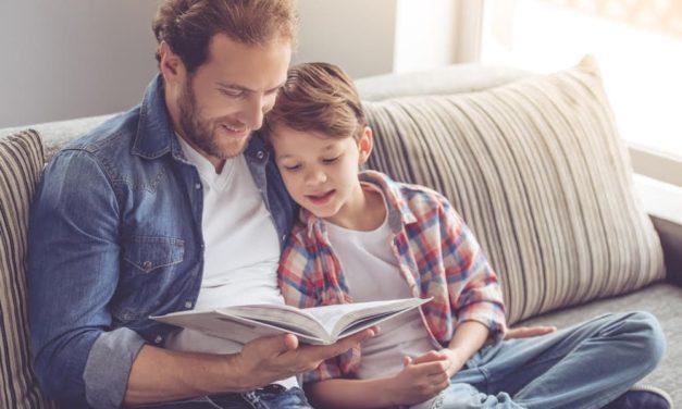Tipps für Eltern: Worauf man beim Vorlesen achten sollte