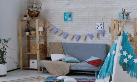 5 Tipps für ein gemütliches Kinderzimmer